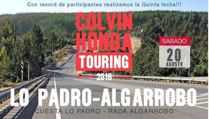 LoPrado-Algarrobo2016TouringMotoHondaColvin