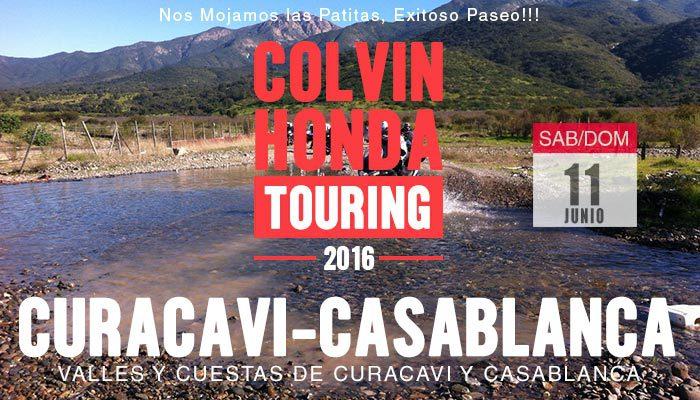 CuracaviCasablanca2016TouringMotoHondaColvin