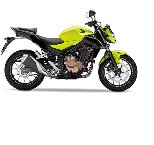 cb500f ,moto honda, colvin y colvin