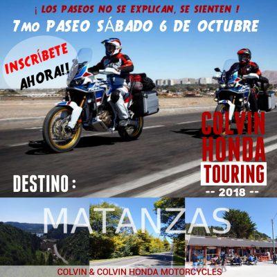 Colvin Honda Touring Matanzas