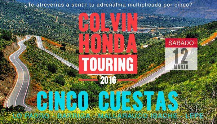 5cuestas2016TouringMotoHondaColvin