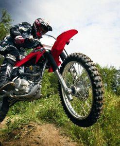 crf230f ,moto honda, colvin y colvin