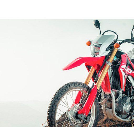crf250l ,moto honda, colvin y colvin