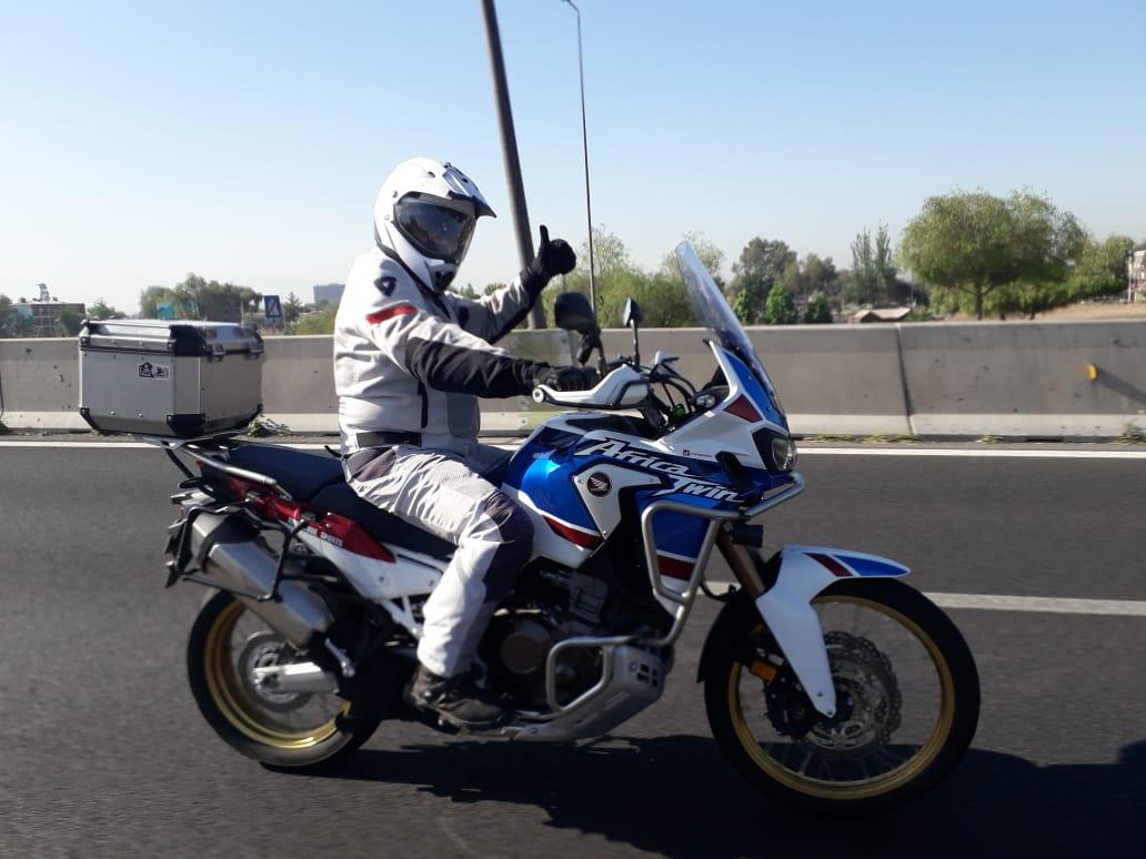 7mo Paseo Colvin Honda Touring 2019